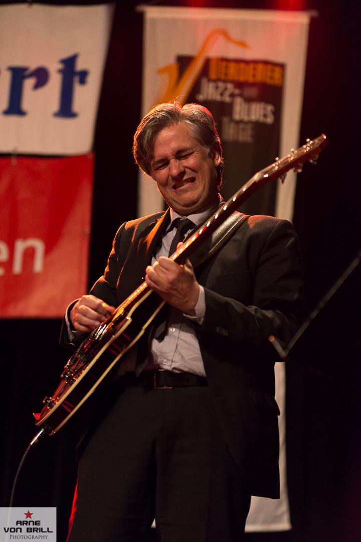 Curtis Stigers und Band
