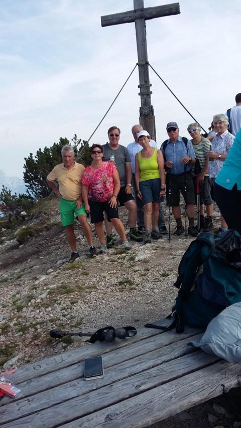 Am Hochschlegl (1.688 m) @ H.Schauer