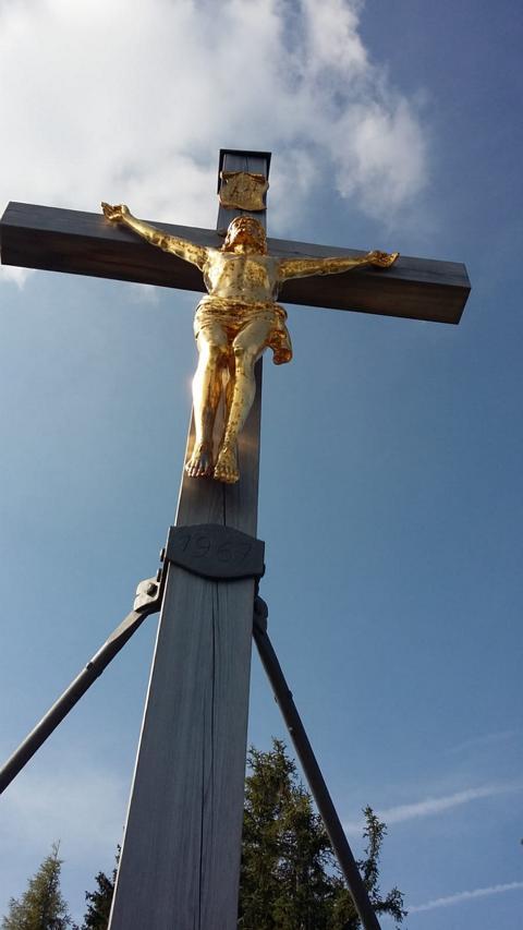 Am Predigtstuhl (1.613 m) @ H.Schauer