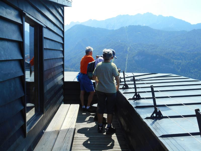 Tolle Aussicht vom Thierberg-Turm