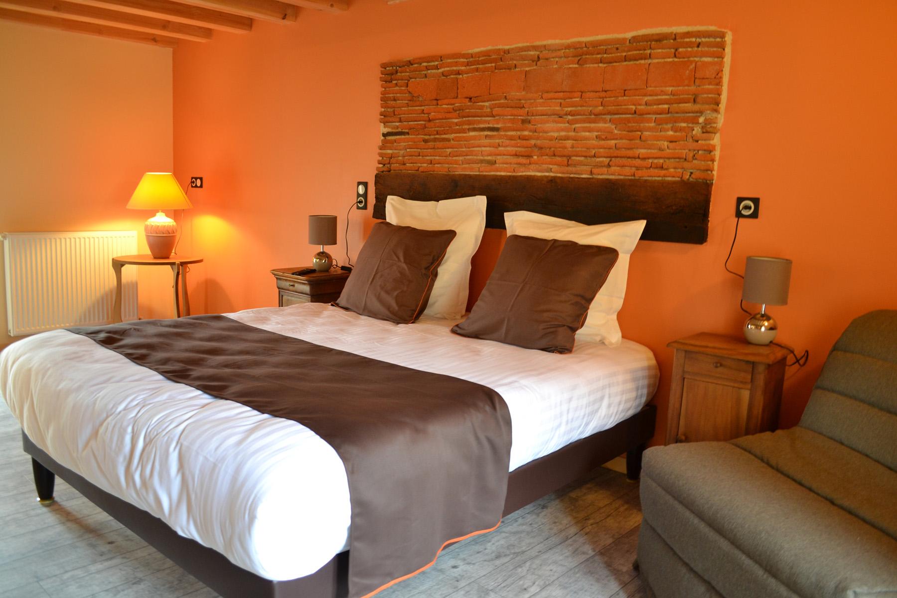 La chambre Bourgogne
