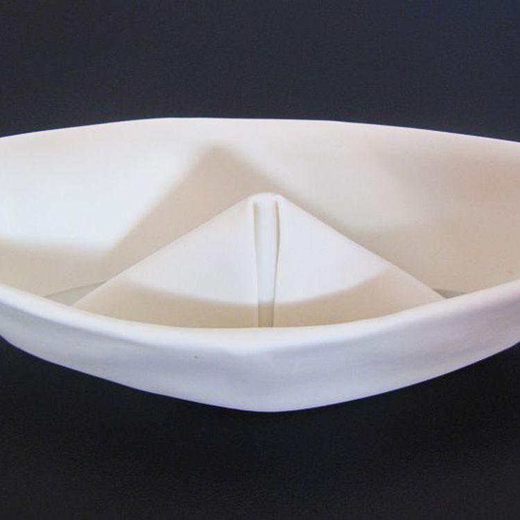 #A111 - Gefaltete Keramik
