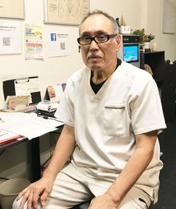 野田喜義さん/整体師