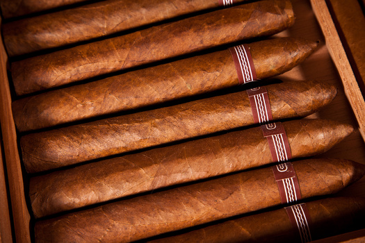 zum Cigar-Humidor