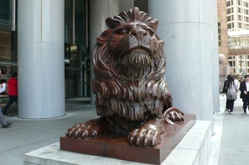 香港上海銀行香港店
