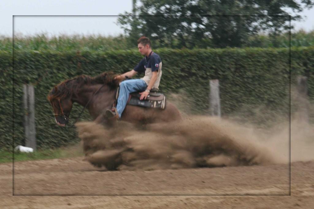 Training auf der S-Ranch