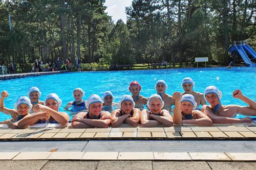 Unsere U14-Wasserballer starten bei der Deutschen Meisterschaft hier in Rostock