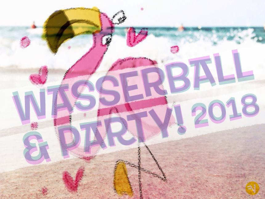 Macht Euch bereit für Wasserball und Party beim Flamungofestival 2018!
