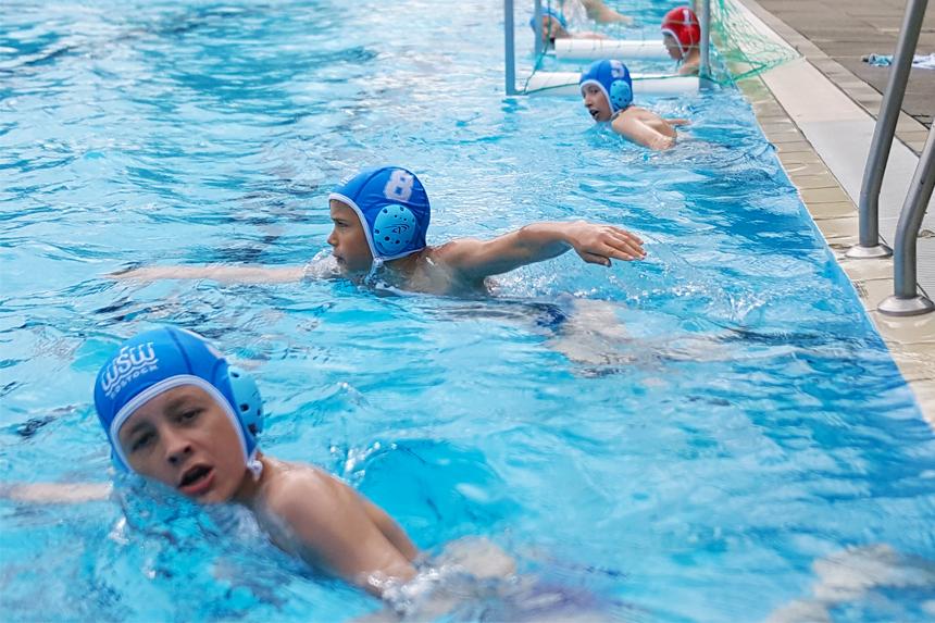Der WSW Rostock ist startklar für das letzte U12-Turnier in 2018.