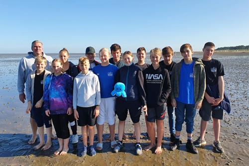 Unsere U14 Wasserballer sind Norddeutscher Vizemeister