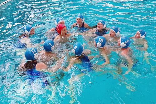 Unsere U12-Wasserballer kommen beim Norddeutschen Pokal bis ins Halbfinale