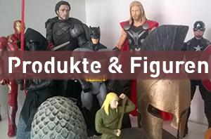 Produkte und Figuren