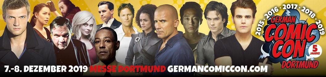 german comic con dortmund convention fanwerk