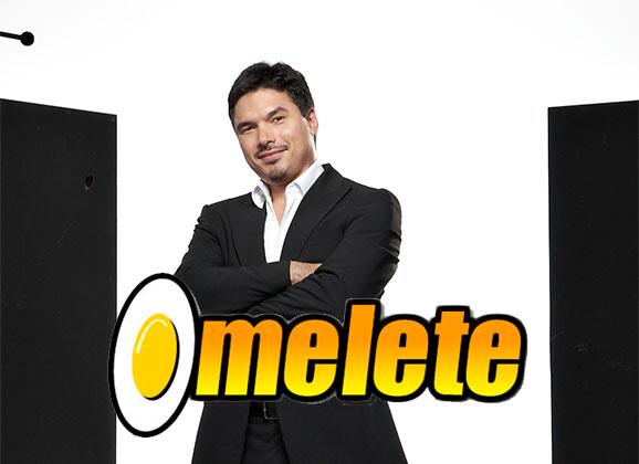 Pierre Mantovani, CCXP und Omelete Group