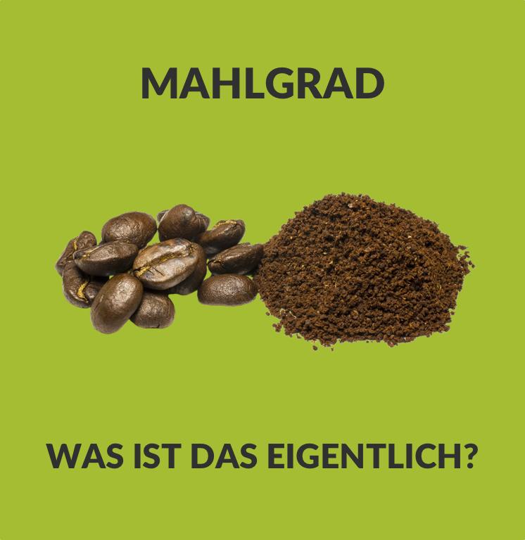 Mahlgrad: Was ist das eigentlich?