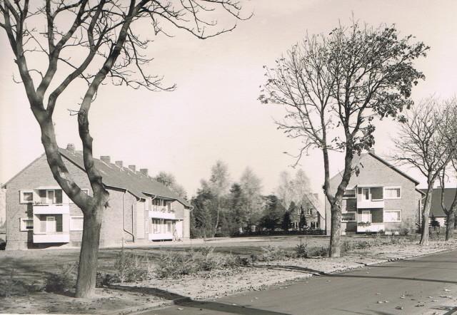 Seniorenwohnungen 1961
