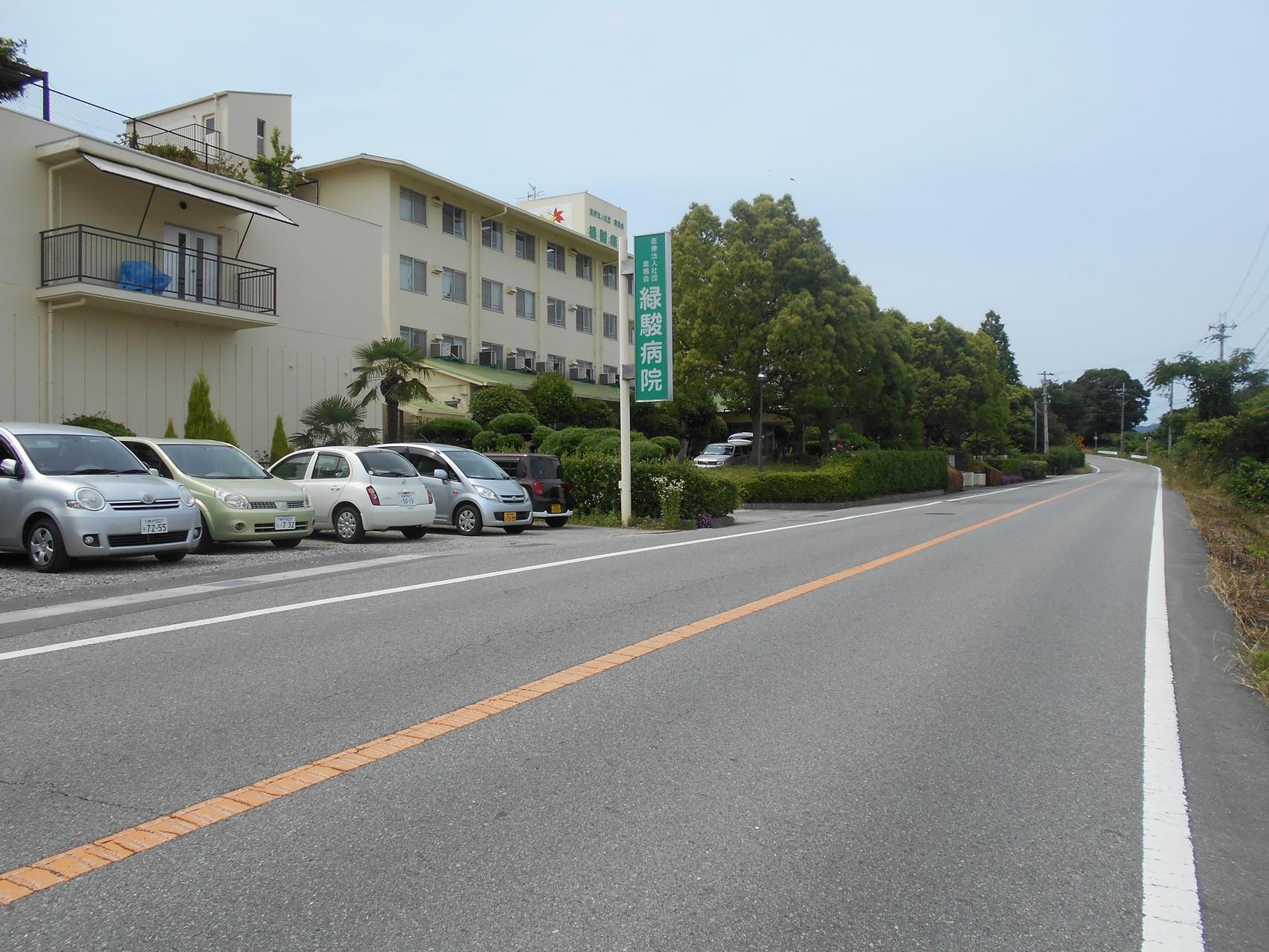 薫楓会 緑駿病院(小野市復井町)