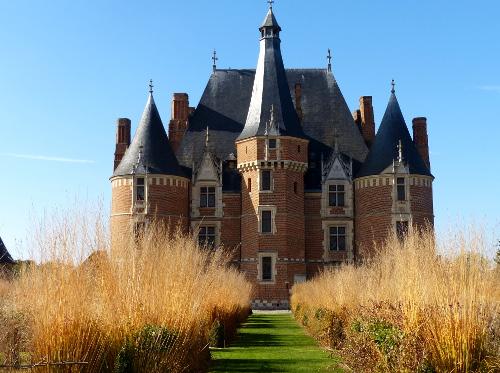 Le Jardin retrouvé de Chateau de Martainville
