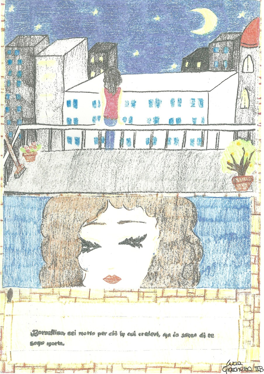 Disegno realizzato da Lucia Giacchetta