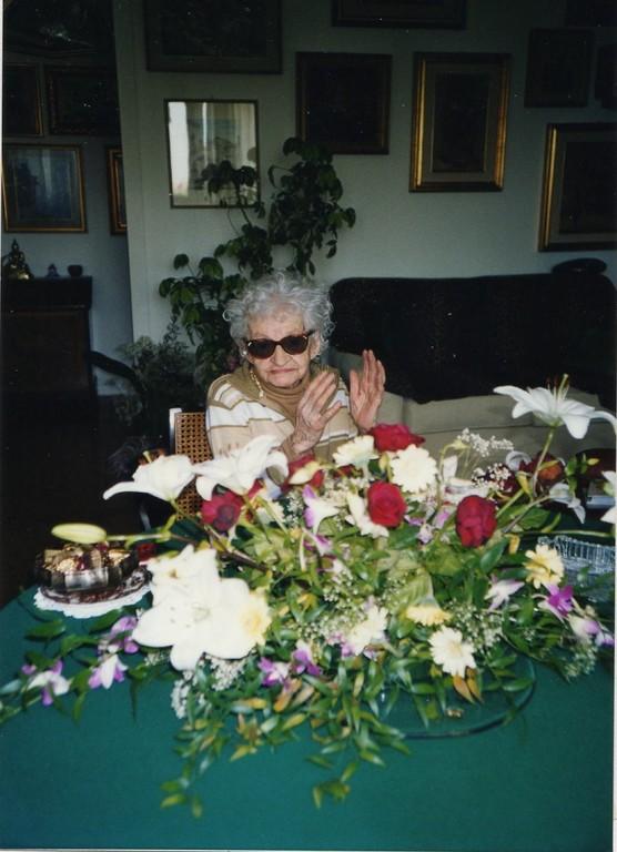 Alma nonna di Ugo
