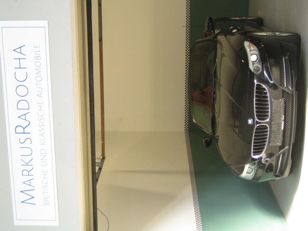 BMW Z4 - ein neuer Gast