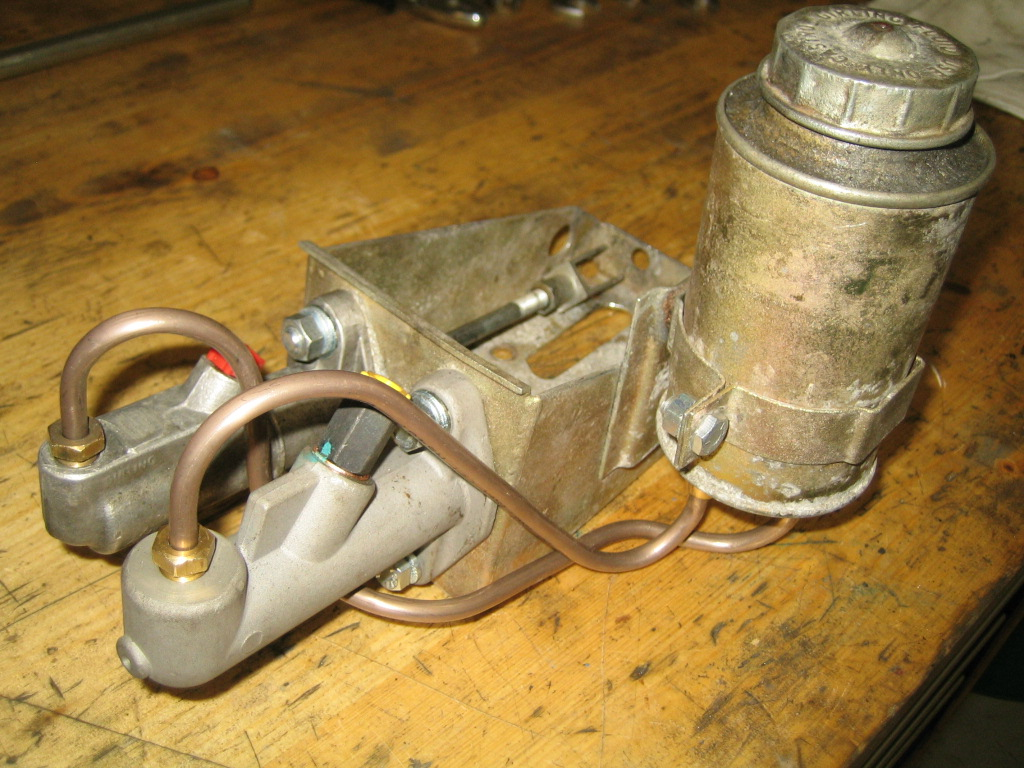 TR3 Hydraulik