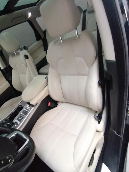 Range Rover Leder-Reparatur