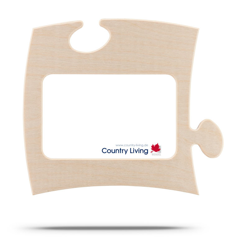 Country Living Puzzlerahmen - Holzgalerie Hollstein
