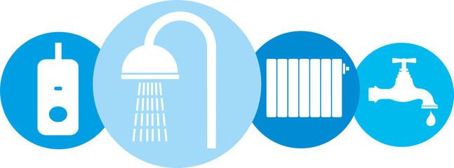 ROMI PLOMBERIE vous dépanne en urgence pour des problèmes de canalisations gelées ou bouchées, de tuyauteries engorgées, d'éviers ou de lavabos bouchés sur Grenoble ainsi que dans les villes et villages alentours