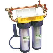 Pose d'un filtre anti-calcaire Grenoble TEL.06 42 67 25 52 ROMI PLOMBERIE