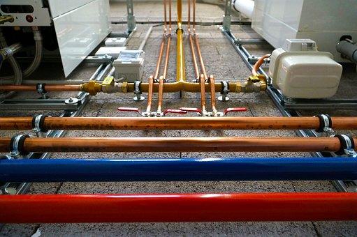 Entreprise de remplacement colonne d eau froide immeuble  en-plomb à Grenoble