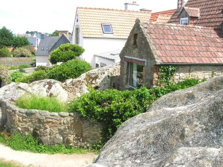 Les maisons de Ploumanach