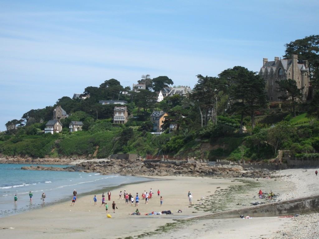 et la plage