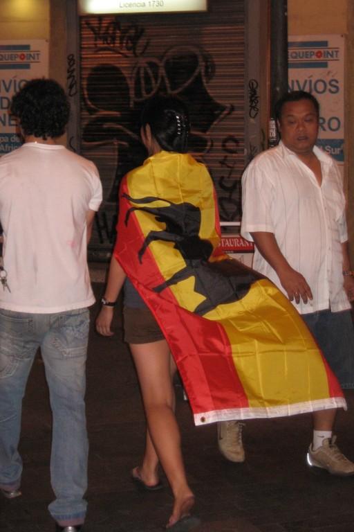 L'Espagne en demi-finale...