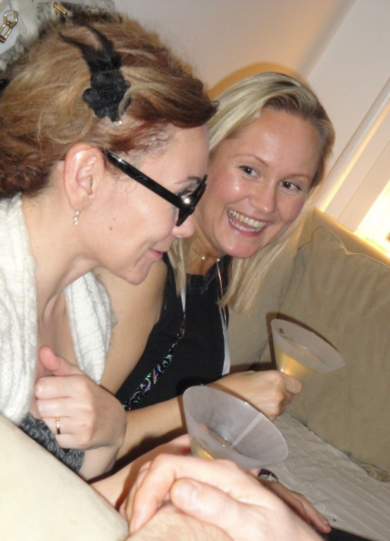 Emma et Tineke