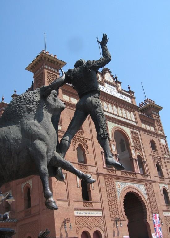 La mecque de la corrida espagnole... Las Ventas