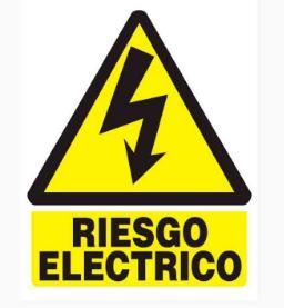 Riesgo Electrico Indumentum