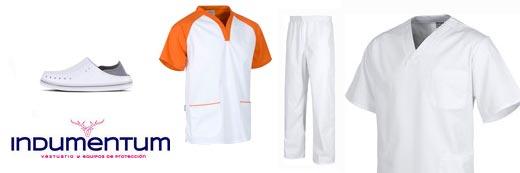 Comprar ropa sanitario online