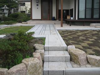 石畳・延段の施工例2