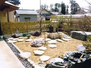 斎藤邸の庭3