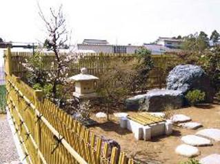 斎藤邸の庭2