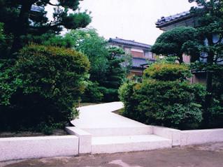 斎藤邸の庭5