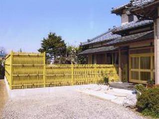 斎藤邸の庭1