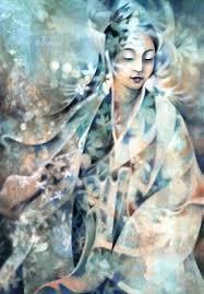 Déesse Kuan Yin, déesse de la compassion.