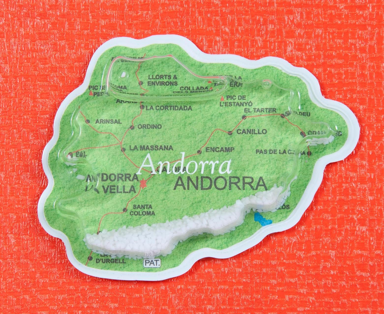 Andorra garriplast imanes para la nevera y complementos - Complementos de bisuteria ...