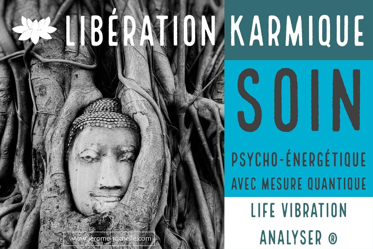 Régression Spirituelle Au-delà et Soin Energétique Karmique - Libération transgénérationnelle, contact défunts, vies antérieures, mission vie, recouvrement âme
