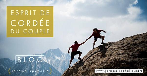 ESPRIT DE CORDÉE DU COUPLE – La disharmonie de l'un peut entrainer la chute de l'autre