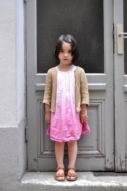 CILIA-JOYちゃん4歳