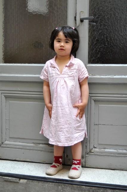 MIKAちゃん3歳