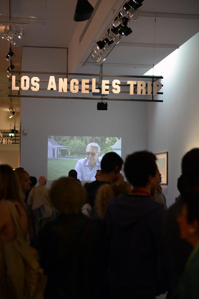 次の部屋は〈L.A.TRIP〉ハリソン・フォードが「アニエス・ヴァルダとジャック・ドゥミがいなかったら今の僕はいない」と語っていた。